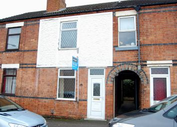 Thumbnail 2 bed terraced house for sale in Stratford Street, Ilkeston, Derbyshire
