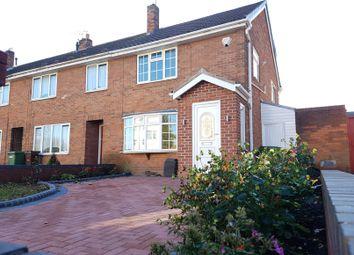 Thumbnail 3 bedroom semi-detached house to rent in John Street, Ettingshall, Wolverhampton