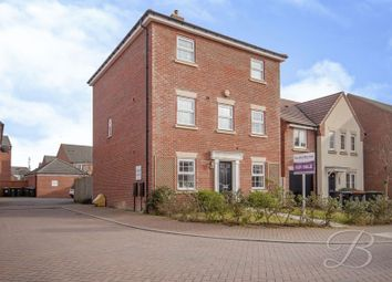 Thumbnail 5 bed detached house for sale in Primula Grove, Kirkby-In-Ashfield, Nottingham