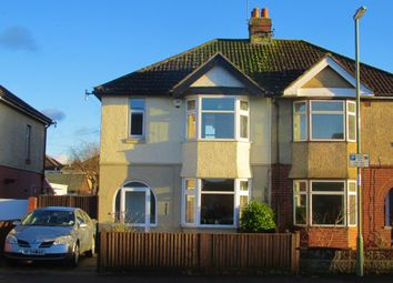 Thumbnail 3 bed semi-detached house for sale in Arnold Road, Eastleigh, Hampshire