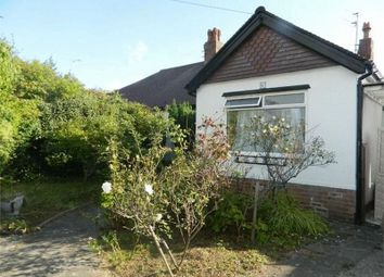 Thumbnail 3 bedroom bungalow to rent in Aberconway Road, Prestatyn