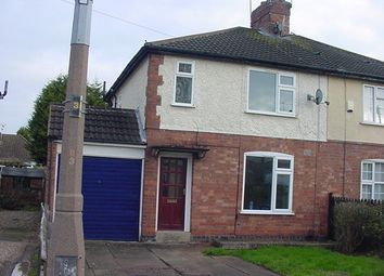 Thumbnail 3 bed semi-detached house to rent in Northfield Avenue, Wigston