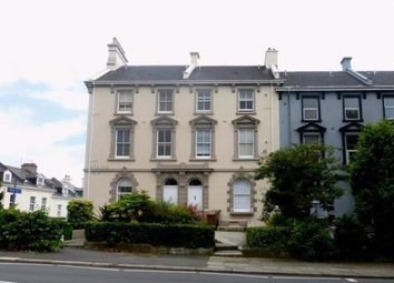 Thumbnail 1 bed flat to rent in Albert Road, Stoke, Plymouth