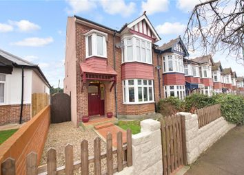 Thumbnail 4 bedroom end terrace house for sale in Beechwood Avenue, Darland, Kent
