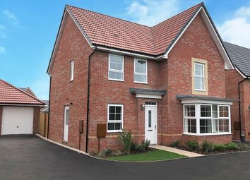 "4 bed detached house for sale in ""Cambridge"" at Weddington Road, Nuneaton CV10"