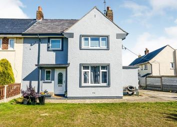 Thumbnail 3 bed semi-detached house for sale in Y Dreflan, Mostyn, Holywell, Flintshire