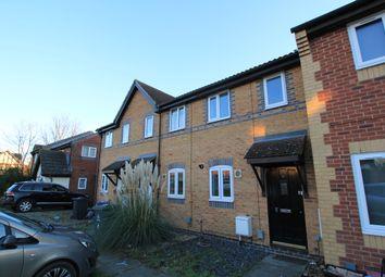 Thumbnail 2 bedroom terraced house to rent in Chepstow Close, Stevenage