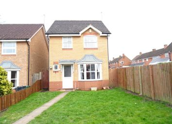 Thumbnail 3 bed detached house for sale in Selvester Drive, Quorn, Leicestershire