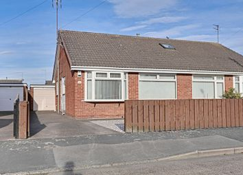 Thumbnail 2 bed semi-detached bungalow for sale in Borrowdale, Sutton-On-Hull, Hull
