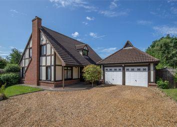 4 bed detached house for sale in Whetstone Close, Heelands, Milton Keynes, Buckinghamshire MK13