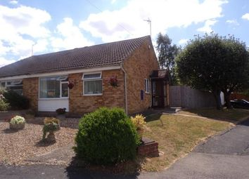 Thumbnail 2 bed bungalow for sale in Pembury Close, Great Glen, Leicestershire