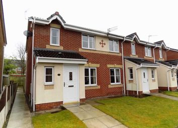 Thumbnail 3 bed end terrace house for sale in Newton Street, Droylsden, Manchester