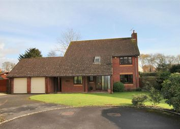 Thumbnail 4 bed detached house for sale in 4 Ravenscroft Gardens, Trowbridge, Wiltshire