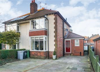 Thumbnail 3 bed semi-detached house for sale in Palmerston Road, Macclesfield