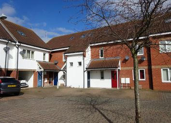 Thumbnail 3 bed maisonette for sale in Akenham Close, Ipswich