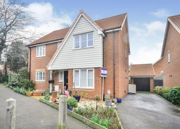 Thumbnail 4 bed detached house for sale in Ellington Way, Broadstairs, Kent, .