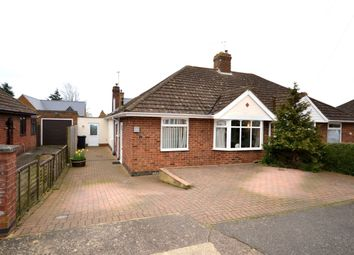 Thumbnail 3 bedroom bungalow for sale in The Scarplands, Duston, Northampton
