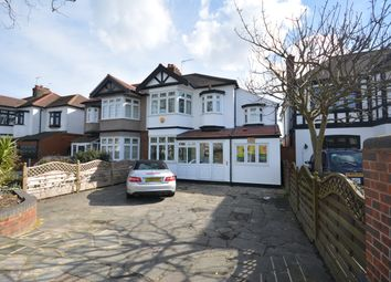 Thumbnail 5 bed semi-detached house for sale in Main Road, Gidea Park