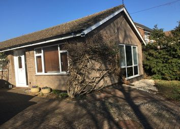 Thumbnail 3 bedroom bungalow to rent in High Street, Harrold