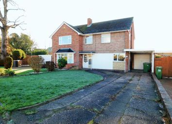 Thumbnail 3 bed semi-detached house for sale in Doxey Fields, Doxey, Stafford