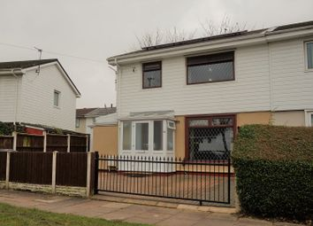 Thumbnail 3 bedroom semi-detached house for sale in Glazebrook Road, New Parks, Leicester