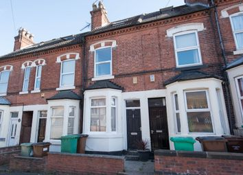 Thumbnail 3 bed terraced house for sale in Thorneywood Rise, Thorneywood, Nottingham