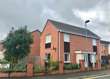 Thumbnail 1 bed flat for sale in Widney Close, Liverpool