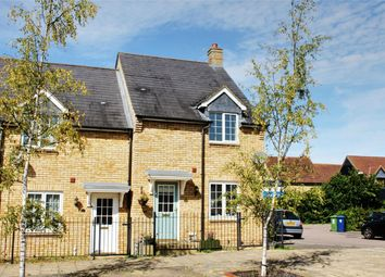 Thumbnail 3 bed end terrace house for sale in Lower Cambourne, Cambourne, Cambridge