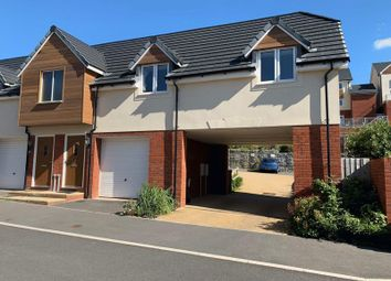 Thumbnail 2 bed property for sale in Coburg Crescent, Chudleigh, Newton Abbot