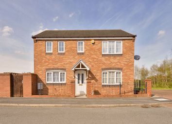 Thumbnail 3 bedroom detached house for sale in Redlands Road, Trench Lock