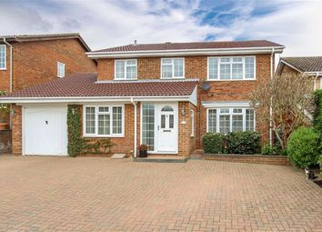 Thumbnail 4 bedroom detached house for sale in Cotefield Drive, Leighton Buzzard
