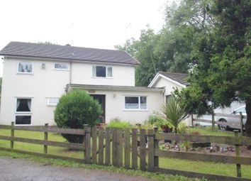 Thumbnail 4 bed detached house for sale in Llangattock, Crickhowell