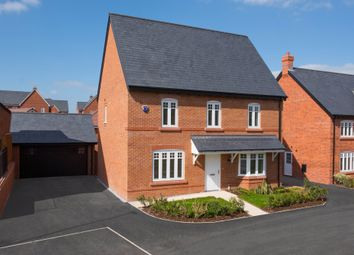 "Thumbnail 5 bed detached house for sale in ""Guilden"" at Tarporley Business Centre, Nantwich Road, Tarporley"