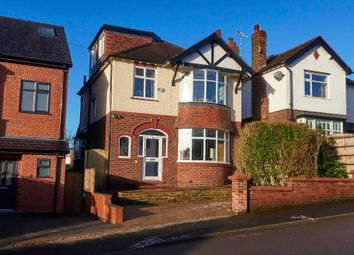 Thumbnail 4 bed detached house for sale in Guywood Lane, Romiley, Stockport