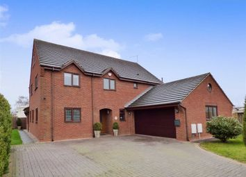 Thumbnail 5 bedroom detached house for sale in Harecastle Court, Newcastle Road, Stoke-On-Trent
