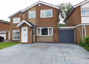 Thumbnail 3 bed semi-detached house for sale in Hampstead Drive, Great Moor, Stockport