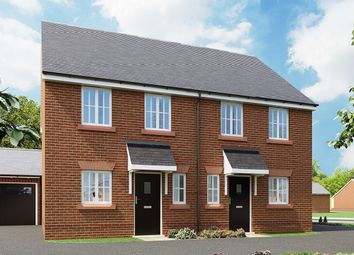 Thumbnail 2 bed semi-detached house for sale in The Egdon, Walcot Meadow, Walcot Lane, Drakes Broughton, Worcestershire