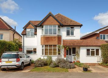 Thumbnail 5 bedroom detached house for sale in Barton Road, Bramley, Guildford