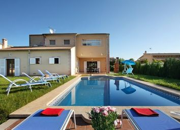Thumbnail 4 bed villa for sale in Spain, Mallorca, Sa Pobla