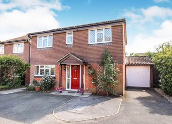 Thumbnail 4 bed detached house for sale in Borrowdale Close, Egham, Surrey