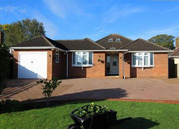 Thumbnail 3 bed bungalow for sale in Barrs Wood Road, New Milton