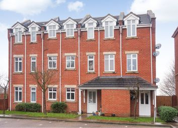 Thumbnail 2 bed flat for sale in Five Ways Court, Gornal
