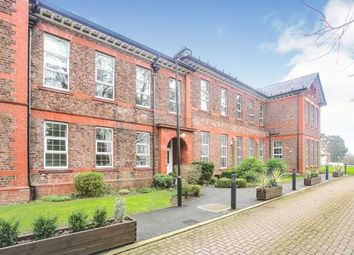 Thumbnail 2 bed flat for sale in The Uplands, Bishopton Drive, Macclesfield, Cheshire