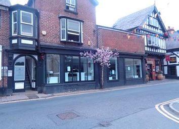 Thumbnail Leisure/hospitality to let in Unit 2-3 Watson's Building, 44 King Street, Knutsford, Cheshire