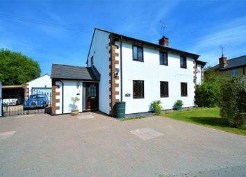 Thumbnail 3 bed detached house for sale in Burycroft, Wanborough, Wiltshire