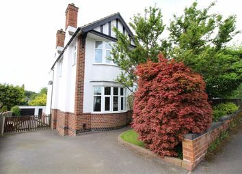 Thumbnail 4 bedroom detached house for sale in Devonshire Avenue, Allestree, Derby