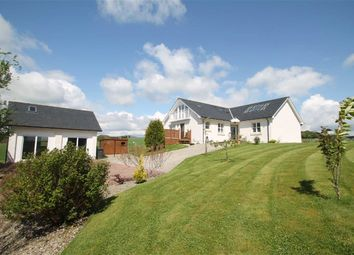 Thumbnail 5 bed detached house for sale in The Glebe, Forfar, Angus