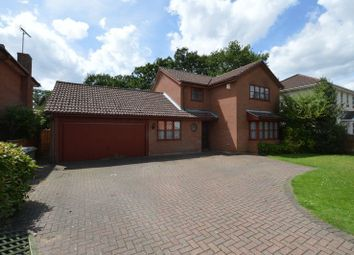 Thumbnail 5 bed detached house for sale in Lodge Lane, Old Catton, Norwich