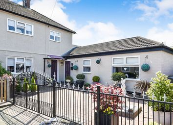 Thumbnail 3 bed semi-detached house for sale in Beacon Drive, Rolleston-On-Dove, Burton-On-Trent