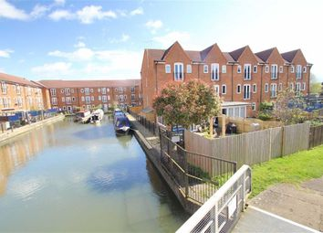 Thumbnail 3 bed town house for sale in Penn Road, Fenny Stratford, Milton Keynes, Buckinghamshire